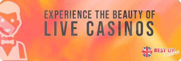 live casinos best uk
