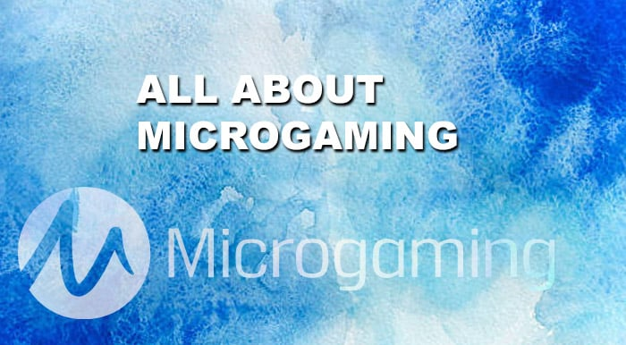 all about microgaming