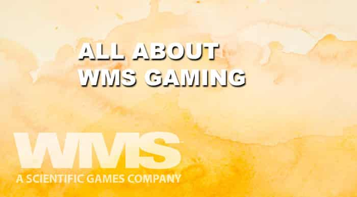 all about wms gaming